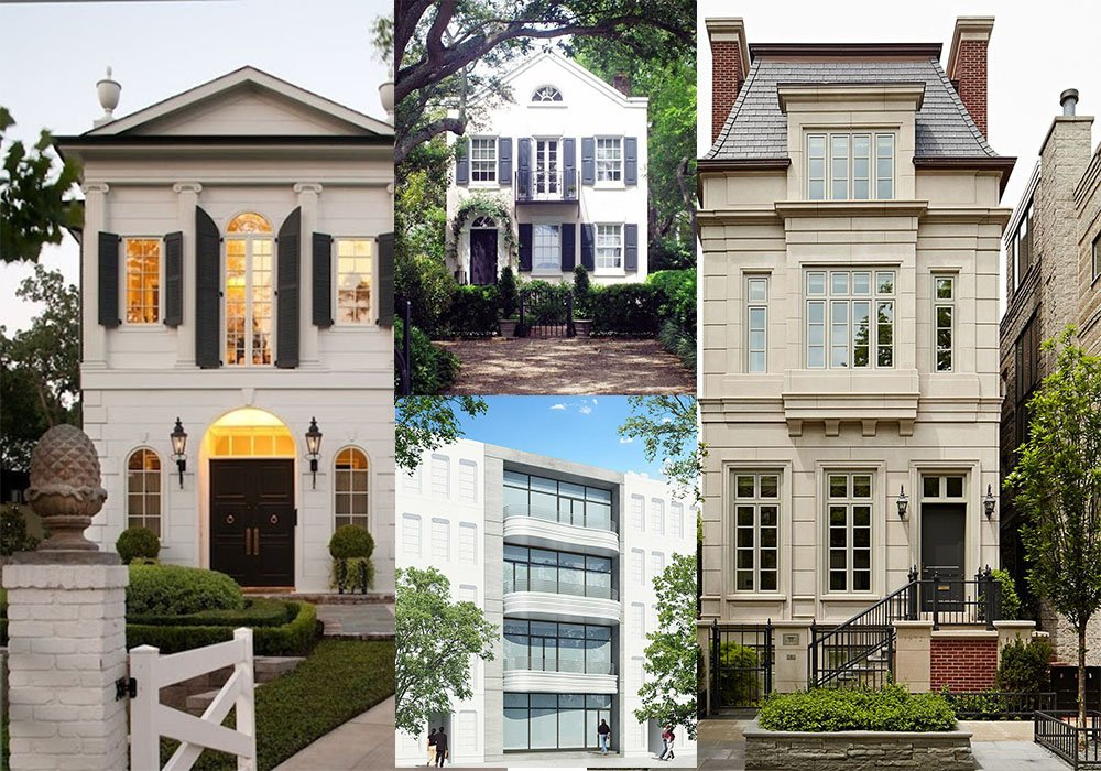 Mẫu thiết kế nhà phố đẹp đẳng cấp năm 2019