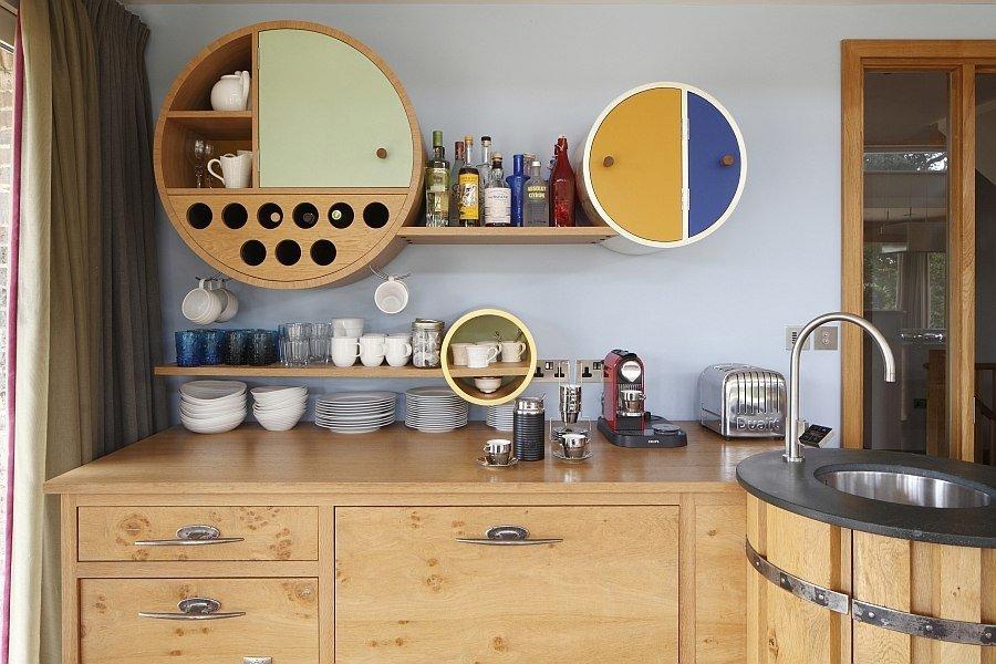 Mẫu tủ bếp thông minh siêu tiết kiệm không gian bếp cho gia đình thumbnail