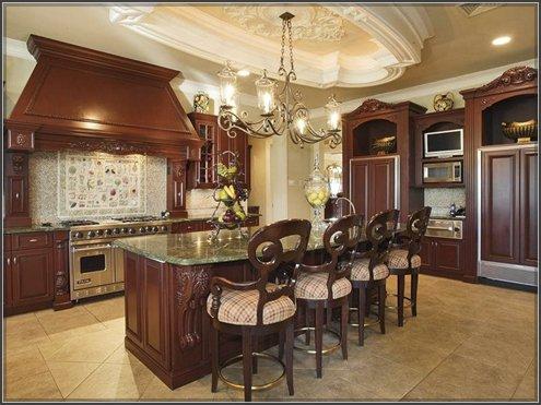 Thiết kế nội thất biệt thự cổ điển kiểu Pháp 3 tầng đẹp mãn nhãn-2