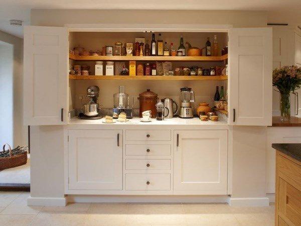 Thiết kế nội thất tủ bếp lưu trữ thông minh giúp tiết kiệm diện tích thumbnail