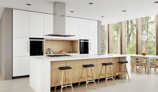 Thiết kế phòng bếp hiện đại nào cho năm 2018