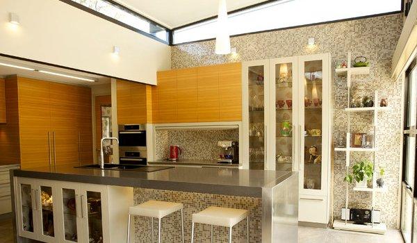 Thiết kế phòng bếp hiện đại nào cho năm 2019