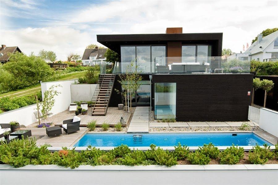 Top 10 mẫu thiết kế biệt thự nhà vườn 2 tầng hiện đại đẹp hút mắt-04