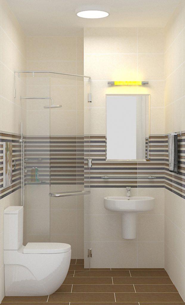Tư vấn thiết kế nhà ống đẹp sang 4 tầng diện tích 4x16.5m2 giá 1.1 tỷ-12