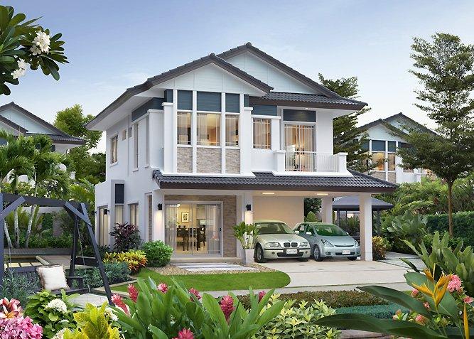 Xu hướng thiết kế biệt thự mini 100m2 giá hơn 500 triệu đẹp mê hồn
