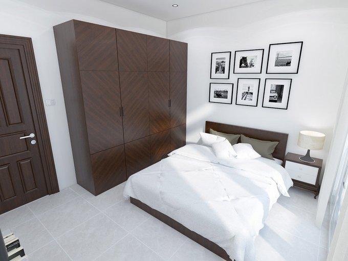 Xu hướng thiết kế nội thất nhà ống 4 tầng 48m2 đẹp mê ly dưới 1 tỷ-9