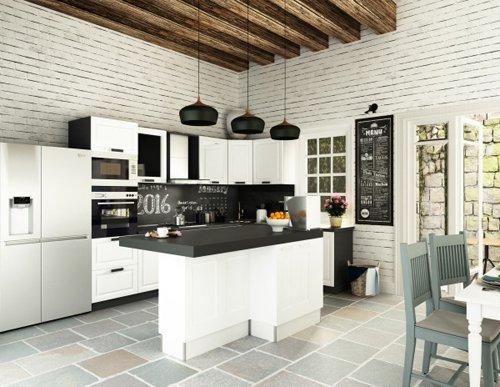 Ý tưởng thiết kế nhà bếp hiện đại đoạt giải cuộc thi bếp hiện đại