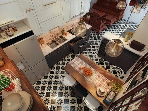 Ý tưởng thiết kế nhà bếp hiện đại đoạt giải cuộc thi bếp hiện đại thumbnail