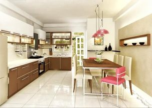 5 Yếu tố quyết định cho thiết kế phòng bếp sang trọng năm 2018