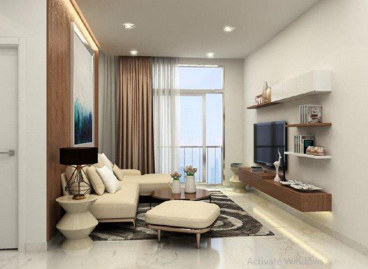 10 Mẫu thiết kế phòng khách cần biết cho căn hộ chung cư post image