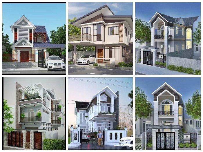 Đừng bỏ lỡ 6 mẫu thiết kế nhà ngang 6m dài 10m mới nhất năm 2018