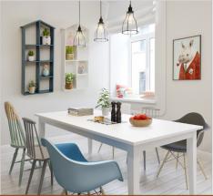 Cách trang trí phòng bếp theo phong cách vintage ấn tượng