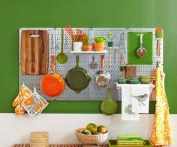 10 mẫu thiết kế không gian bếp sáng tạo cho bếp xinh ấn tượng