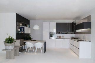 20 bếp hiện đại tầm trung dễ thấy trong không gian nhà năm 2018