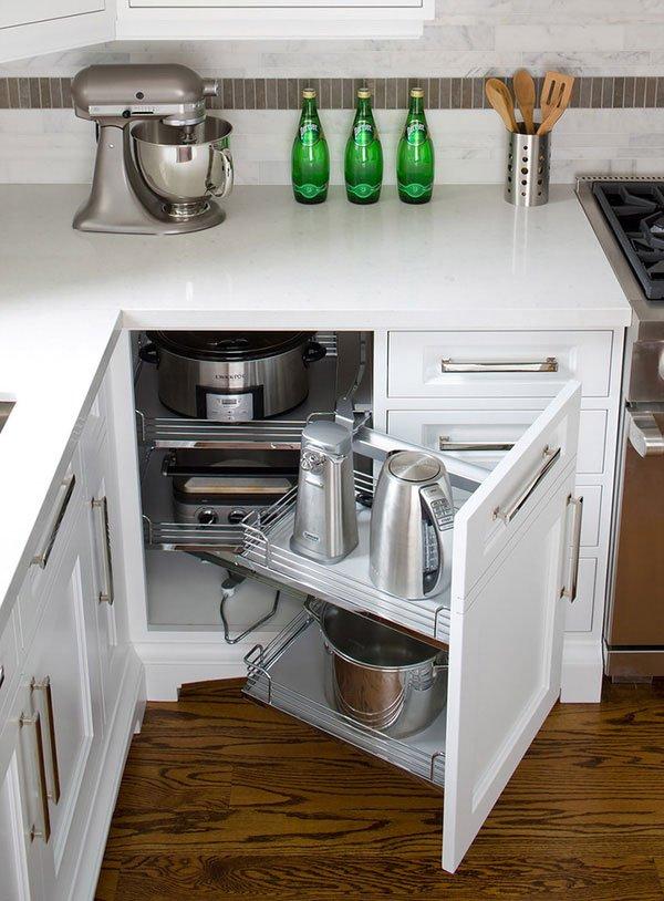 Top 8 thiết kế nội thất nhà bếp thông minh có tính ứng dụng cao