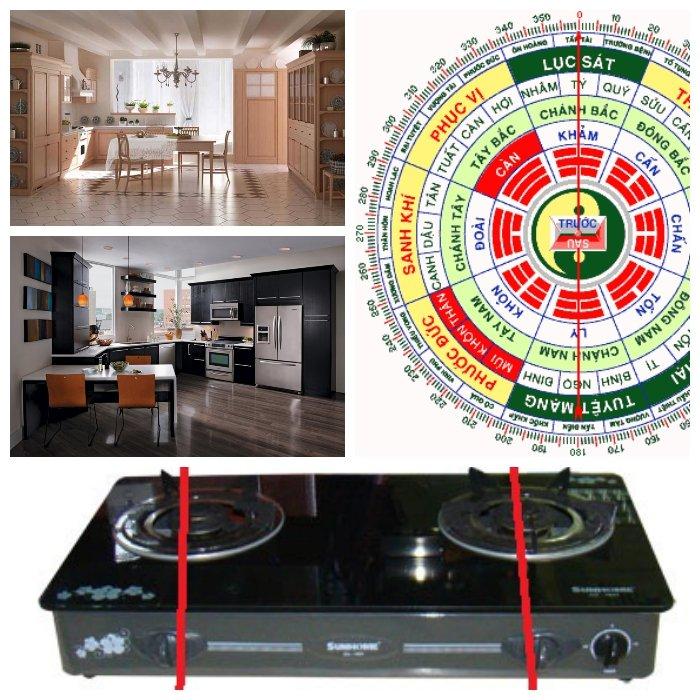 TUYỆT KỸ xem hướng bếp và 30 điều kiêng kỵ gia chủ cần biết
