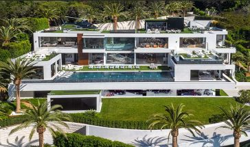 Xếp hạng top 10 những ngôi biệt thự đẹp nhất thế giới