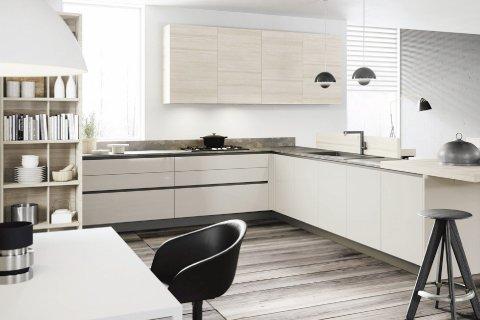 Tủ bếp gỗ Acrylic-Tri ân khách hàng và bảo trì công trình tủ bếp nhà chị Huệ-Phú Thọ thumbnail