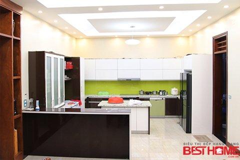 Bảo trì kiểm tra hiện trạng công trình tủ bếp nhà anh Khánh – Phú Thọ