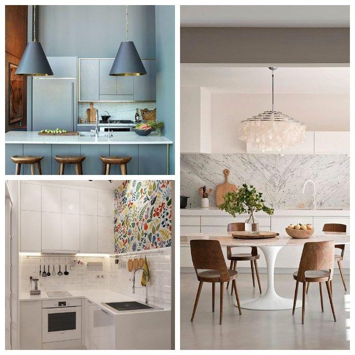 Mẫu không gian nhà bếp đẹp ĐƠN GIẢN đón đầu xu hướng năm 2018