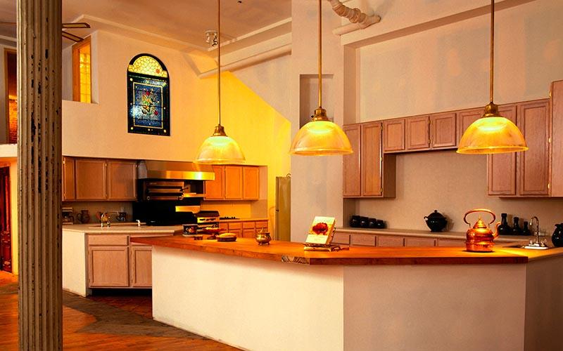 những điều kiêng kỵ khi xây nhà bếp