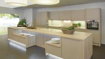 Tủ bếp đẹp hiện đại