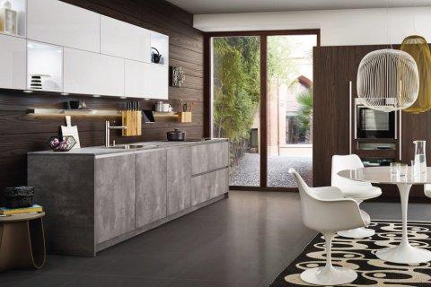 Tủ bếp gỗ Acrylic – Hoàn thiện công trình tủ bếp nhà anh Thạch – Lê Trọng Tấn post image