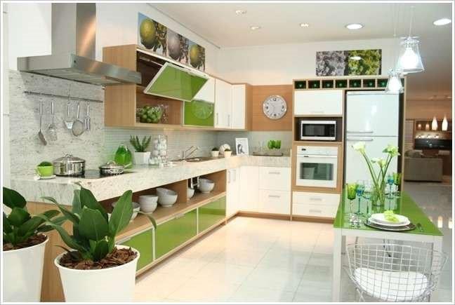 Nội thất nhà bếp thông minh