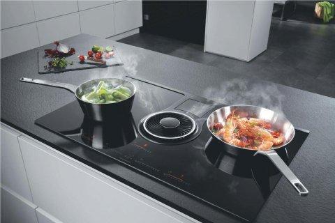 Thay bếp ga bằng bếp từ vì không đánh được lửa