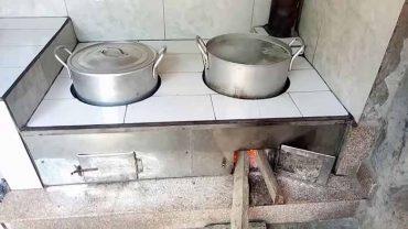 Cấu tạo, thiết kế, cách làm bếp đun củi không khói