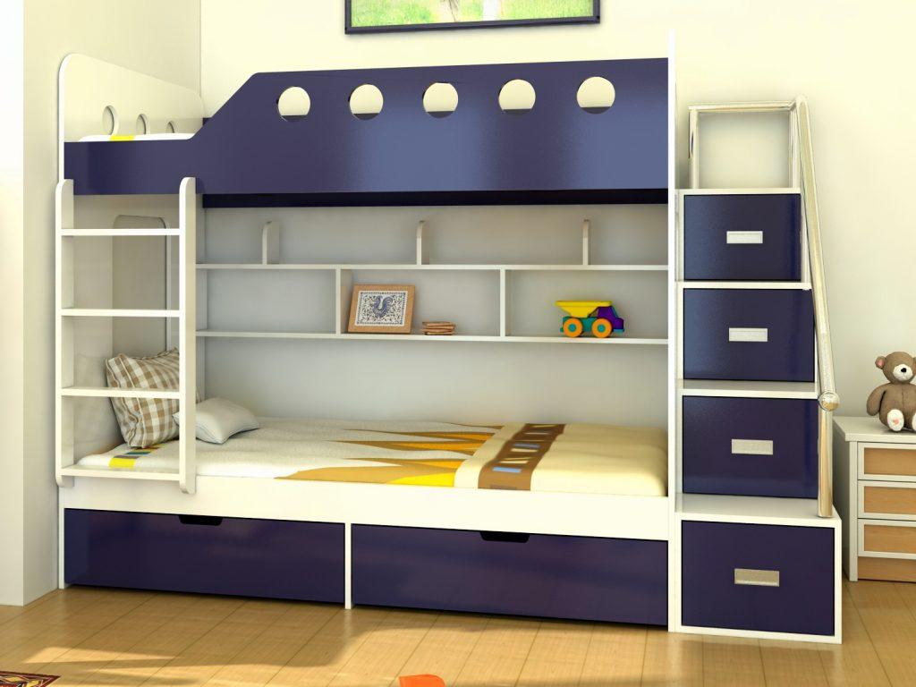 thiết kế nội thất cho phòng ngủ diện tích nhỏ