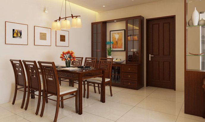 Tư vấn chọn mua nội thất phòng ăn bằng gỗ ĐẸP CHẤT LƯỢNG