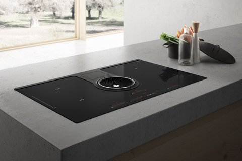 Bếp từ kết hợp hút mùi Nikola Tesla Switch – Thay đổi ý tưởng thiết kế không gian bếp phong cách hoàn toàn mới post image
