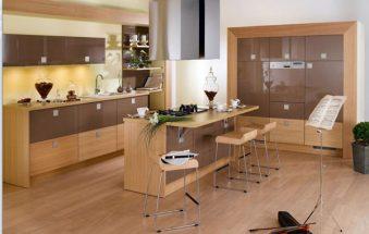 Khám phá những thiết kế nội thất phòng bếp, nhà bếp đẹp