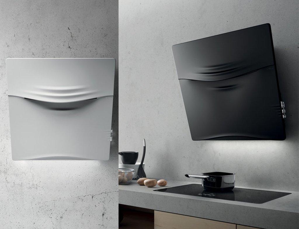 Máy hút mùi Elica CONCETTO SPAZIALE – Thiết kế mềm mại và năng động post image