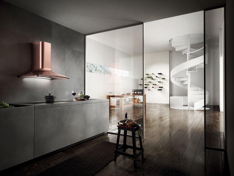Máy hút mùi Elica SWEET – Thiết kế mềm mại phong cách cổ điển thumbnail