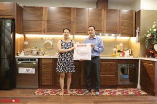 Tri ân – Bảo hành tủ bếp khách hàng của Besthome post image