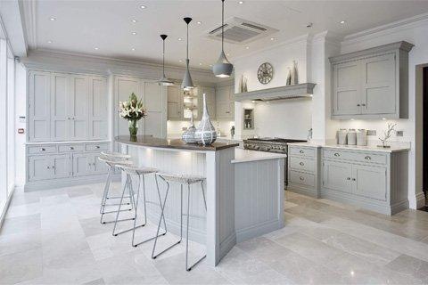 Kiểu dáng không gian bếp được ưa chuộng nhất năm 2018