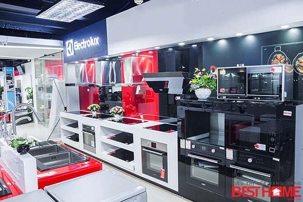 Showroom trưng bày sản phẩm của Besthome