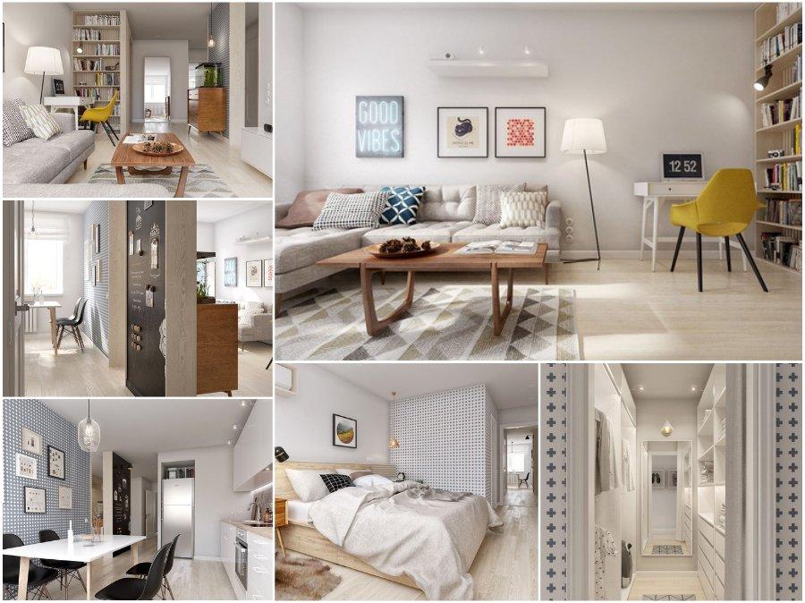 Thiết kế nội thất nhà chung cư đẹp sang trọng Châu Âu đa phong cách post image