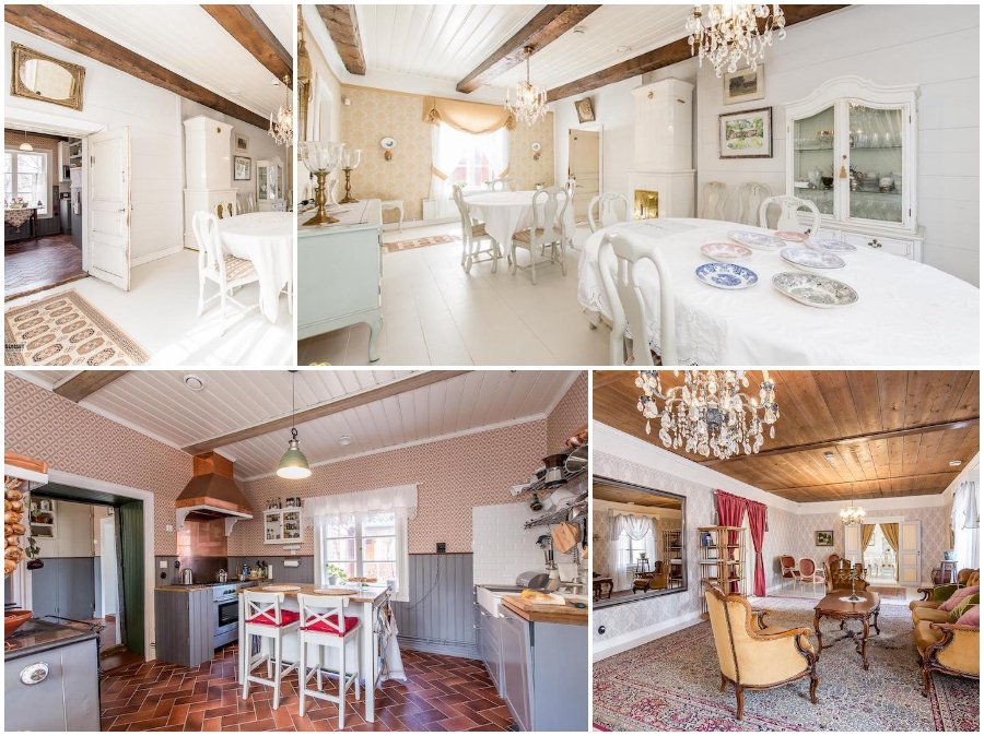 Thiết kế nội thất nhà chung cư đẹp sang trọng Châu Âu đa phong cách