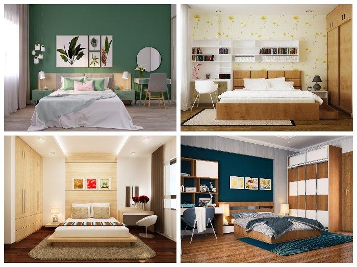 Thiết kế nội thất thông minh nhà chung cư diện tích nhỏ HOT 2019