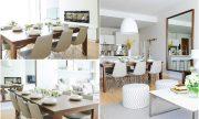 Mẫu thiết kế phòng ăn nhà chung cư cao cấp đẹp mê hồn