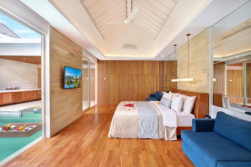 Mẫu phòng ngủ nhà biệt thự