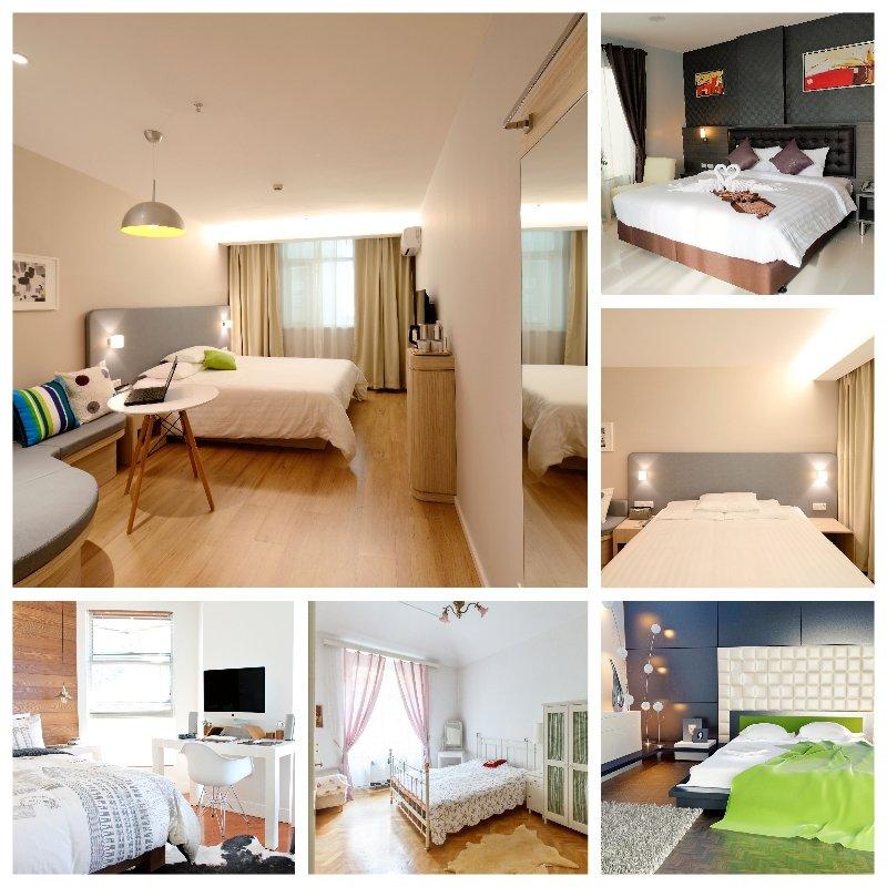 Mẫu nhà chung cư đẹp sang trọng Châu Âu