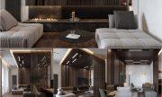 Đi khắp Châu Âu ngắm nhìn mẫu thiết kế phòng khách nhà chung cư cao cấp đẹp sang trọng