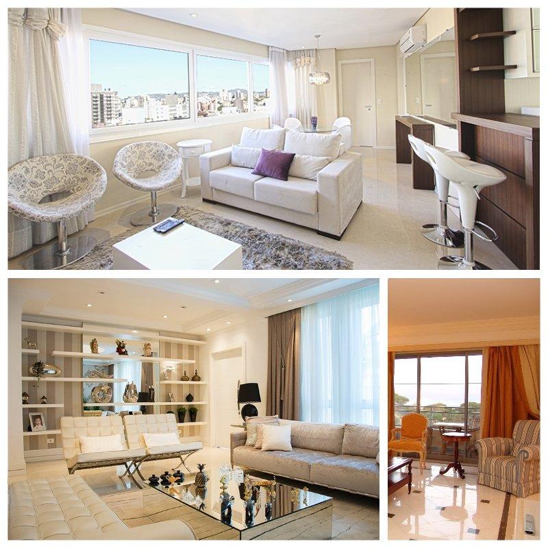 Mẫu thiết kế phòng khách nhà chung cư đẹp Châu Âu