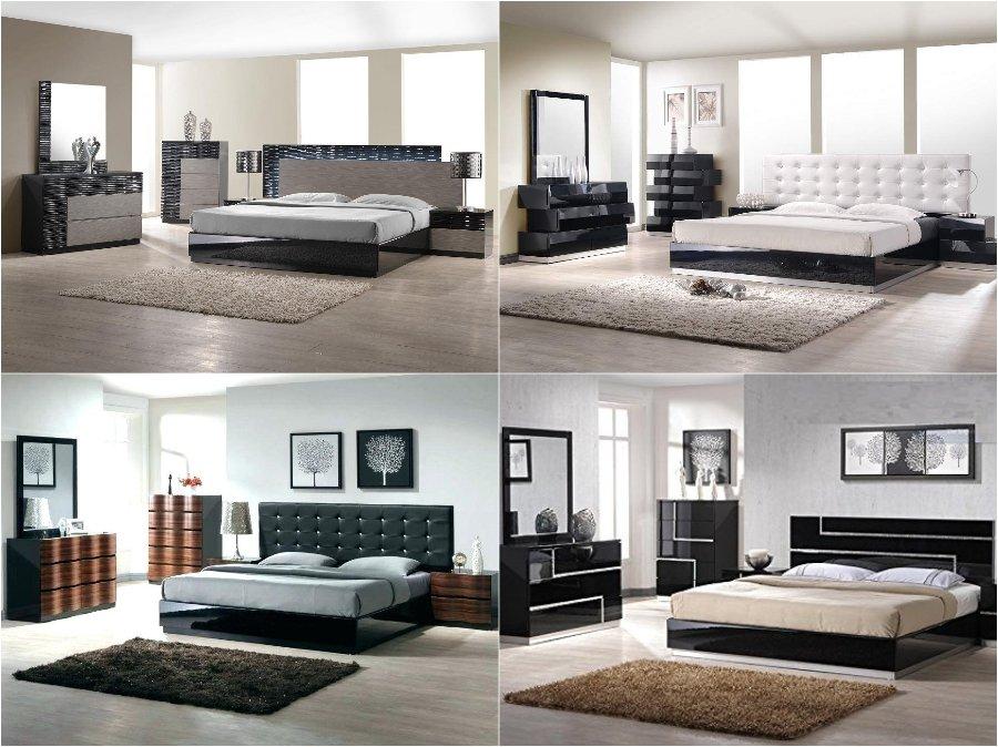 Mẫu thiết kế phòng ngủ nhà biệt thự Châu Âu mang phong cách hiện đại