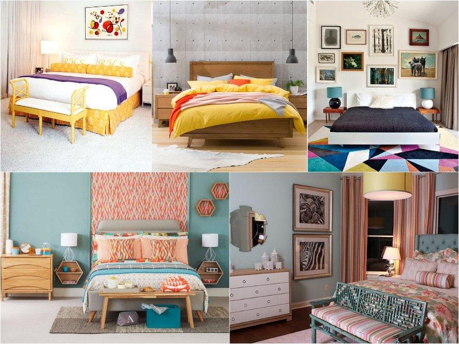 Mẫu thiết kế phòng ngủ nhà biệt thự cao cấp đẹp Châu Âu theo lối Retro