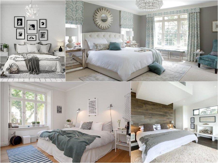 Mẫu thiết kế phòng ngủ nhà biệt thự cao cấp đẹp Châu Âu Scandanavian
